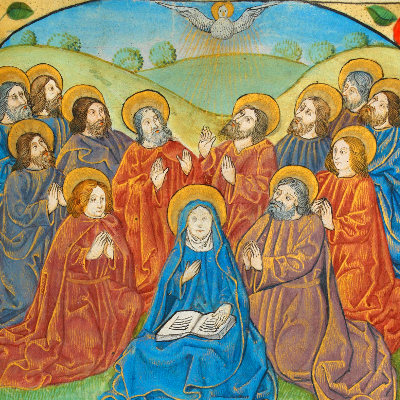 A New Pentecost for the Church