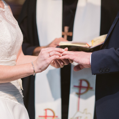 Marriage and the Eucharist: The Two Become One Body