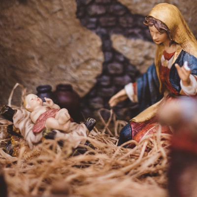 The Birth of Christ in Me